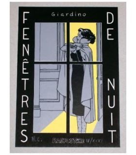 Giardino - Portfolio Fenêtres de Nuit