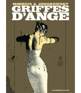 MOEBIUS, JODOROWSKY - GRIFFES D'ANGES Limited Edition