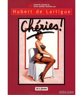 CHERIES Hubert de Lartigue