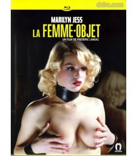 LA FEMME OBJET Marilyn Jess - Blu ray Collector's edition